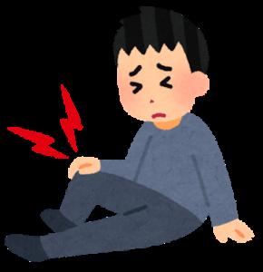小児の膝痛